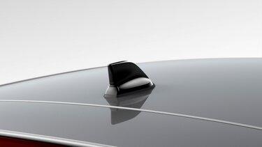 Yeni Renault Taliant  Köpekbalığı anten