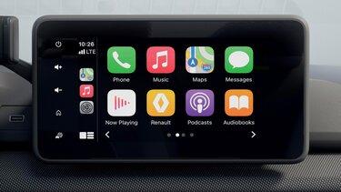 yeni renault taliant Apple Car Play