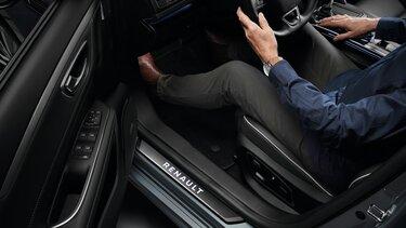 Yeni Renault TALISMAN Kapı eşiği