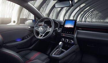 Yeni CLIO Akıllı kokpit
