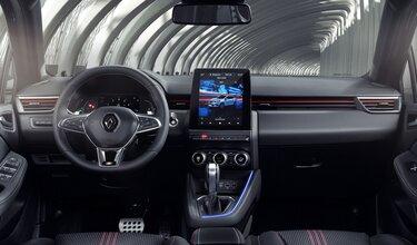 Yeni CLIO İç tasarım
