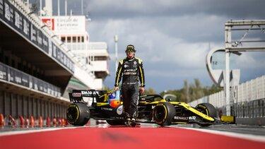 Renault Formula 1 - Fernando Alonso
