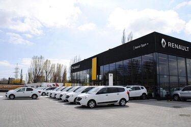 Сервісний центр Renault Авто Груп+