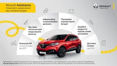 Сервіс Renault - Пропозиція №1