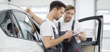 Сервіс Renault - Гарантія на ремонт