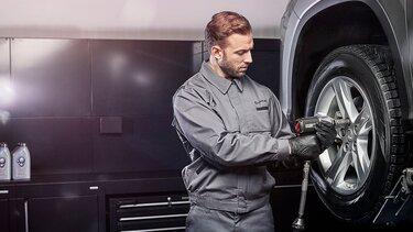 Рекомендації щодо зберігання шин у міжсезоння