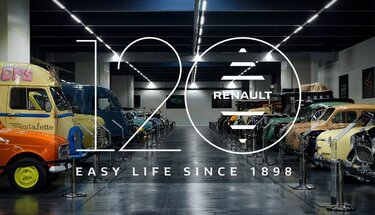Історія компанії Renault