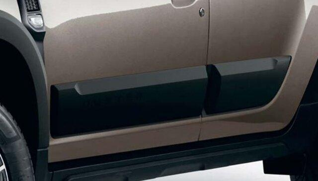 Renault DUSTER - Знімний фаркоп