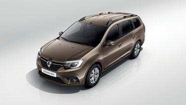 Renault LOGAN MCV - Вигляд зліва