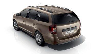 Renault LOGAN MCV - Вигляд спереду