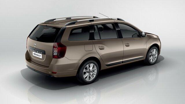 Renault LOGAN MCV - Багажник