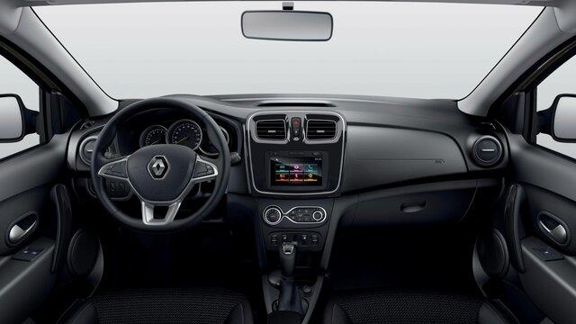 Renault LOGAN MCV - Інтер'єр