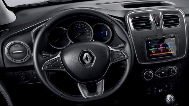 Renault LOGAN MCV - Кондиціонер