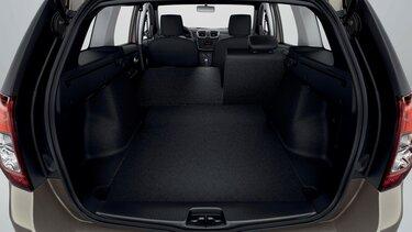 Renault LOGAN MCV - Схема захисту салону