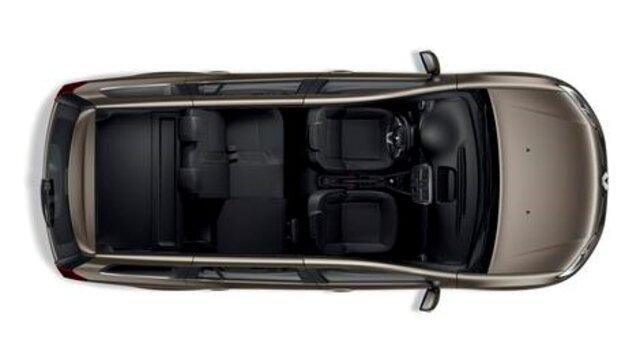 Renault LOGAN MCV - Важіль перемикання передач