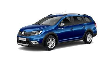 Renault LOGAN MCV - Система допомоги при старті на підйомі
