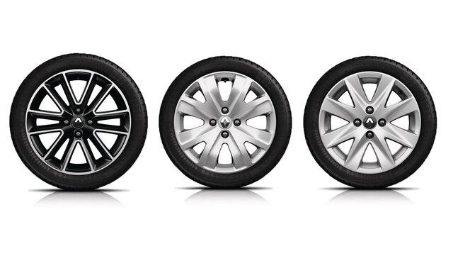 Renault LOGAN MCV - Колісний диск