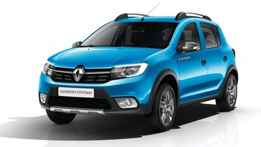 Інтер'єр SANDERO Stepway - екран Media Nav Evolution