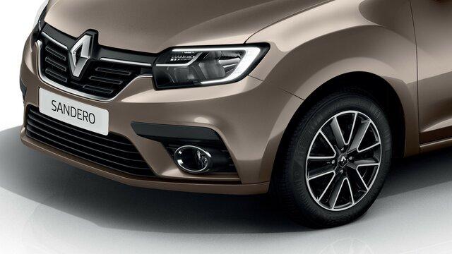 Renault SANDERO - колісні диски