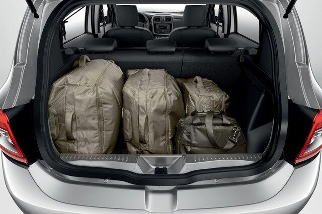 Renault SANDERO - повністю світлодіодні фари