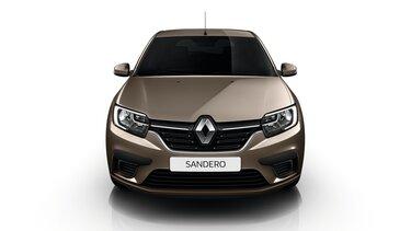 Renault SANDERO - Решітка з хромованим покриттям