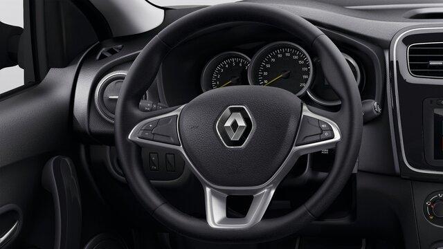 Renault SANDERO - Задні сидіння