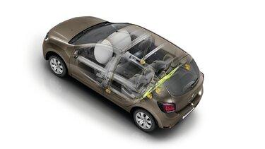 Renault SANDERO - Підлокітник