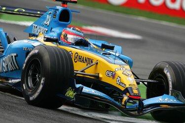 Сіріл Абітебул, керуючий директор Renault Sport Racing