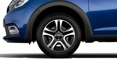 Двокольоровий дизайн 16-дюймових сталевих дисків