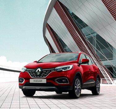 Зовнішній вигляд Renault KADJAR