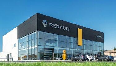Новий концептуальний дилерський центр Renault Store у Білій Церкві