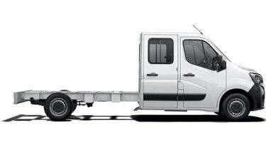 Новий Master chassis (7-місний)