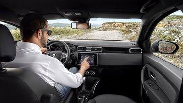 Мультимедійна система - Renault Easy Connect
