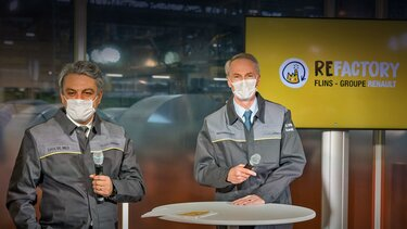 Група Renault створює перший в Європі завод з економікою замкненого циклу