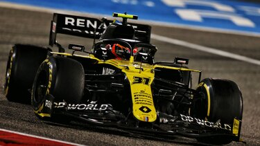 Renault DP World F1 Team на Гран-Прі Туреччини
