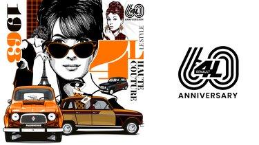 Renault відзначає 60-річчя моделі 4L