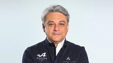 Лука де Мео, генеральний директор групи Renault: