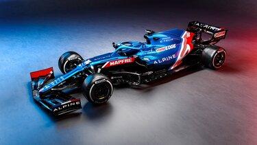 Alpine F1 Team в сезоні 2021 року