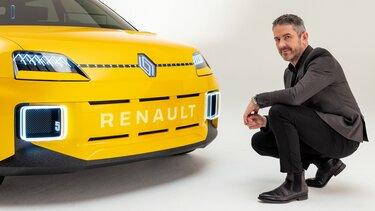 Жиль Відаль, директор з дизайну Renault