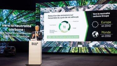 Renault Group робить екологічну і соціальну стратегію основою свого розвитку