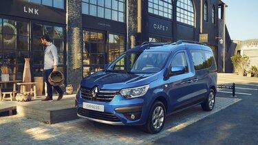 Новий Renault EXPRESS