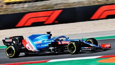 Подвійні очки для команди Alpine F1 Team після блискучого виступу в Португалії