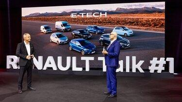 Renault talk #1: Nouvelle Vague,  бренд Renault знову заявляє про свої амбіції