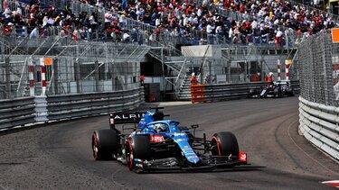 Команда Alpine F1 Team продовжує набирати очки