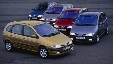 Історія Renault Scenic