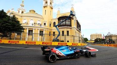 Фернандо Алонсо показав свій найкращий результат з моменту повернення в Формулу-1
