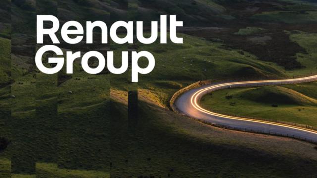 Новий фірмовий стиль Renault Group