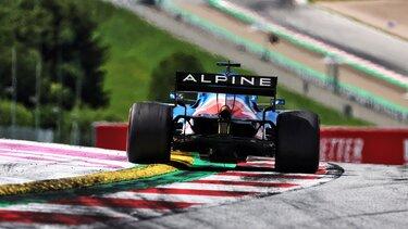 Фернандо приносить команді одне очко після Гран-Прі Австрії