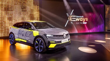 Renault eWays ElectroPop: історичний крок вперед в реалізації стратегії Renault Group, орієнтованої на випуск конкурентоспроможних, екологічних і популярних електромобілів