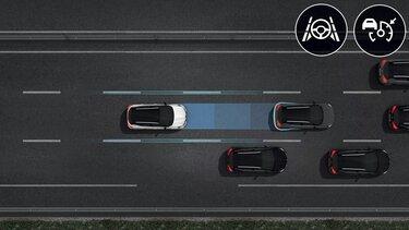 Круїз-контроль і обмежувач швидкості